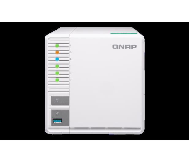 QNAP TS-328 (3xHDD, 4x1.4GHz, 2GB, 2xUSB, 2xLAN)  - 414425 - zdjęcie