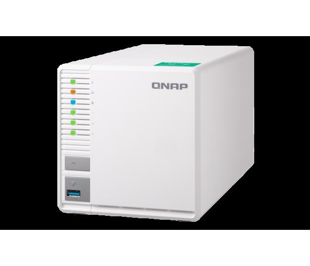 QNAP TS-328 (3xHDD, 4x1.4GHz, 2GB, 2xUSB, 2xLAN)  - 414425 - zdjęcie 4