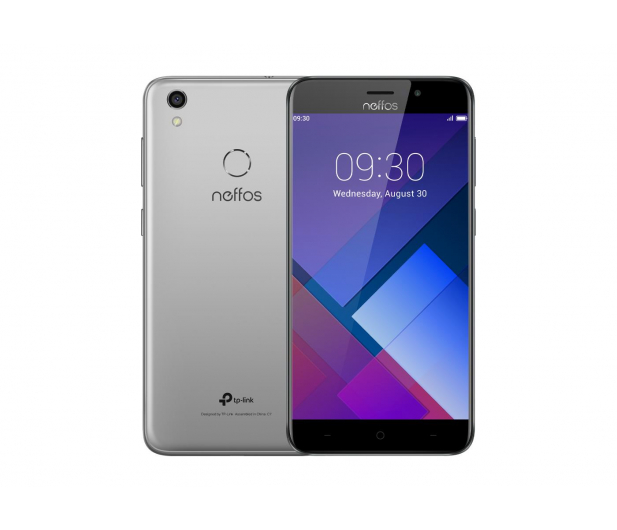TP-Link Neffos C7 2/16GB Dual SIM LTE szary  - 414213 - zdjęcie