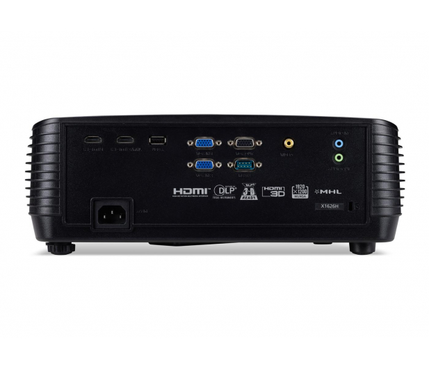 Acer X1626H DLP - 415278 - zdjęcie 5