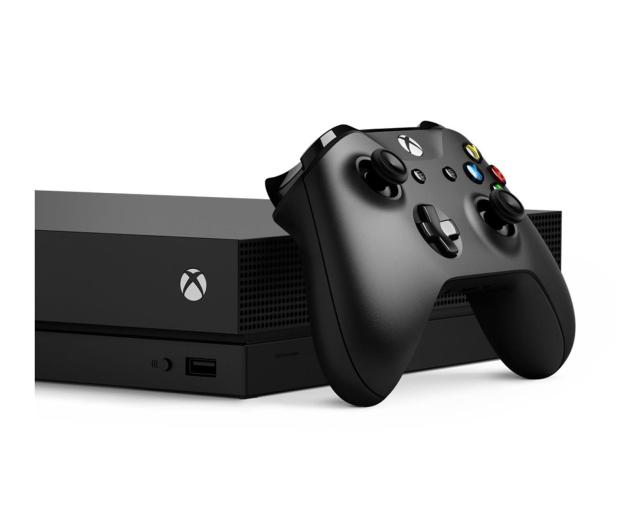 Microsoft Xbox One X 1TB + Minecraft Ex + Forza Motorsport 6 - 424076 - zdjęcie 5
