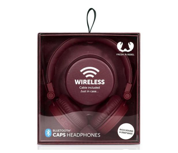 Fresh N Rebel Caps Wireless Ruby  - 423362 - zdjęcie 7