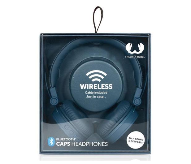 Fresh N Rebel Caps Wireless Indigo  - 423357 - zdjęcie 7