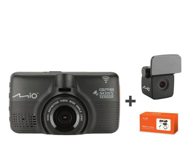 """Mio MiVue 792 Pro Dual Deluxe Full HD/2,7""""/140/Wi-Fi - 424206 - zdjęcie"""