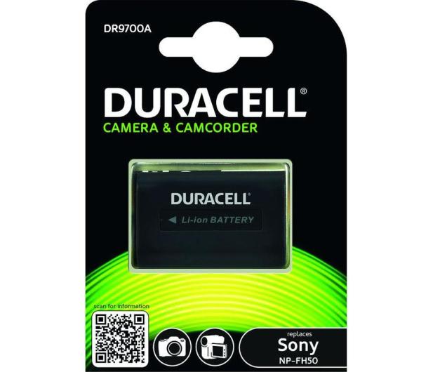 Duracell zamiennik Sony NP-FH30, 40, 50 - 421217 - zdjęcie 2
