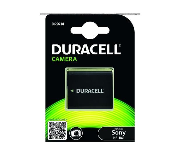 Duracell Zamiennik Sony NP-BG1 - 421220 - zdjęcie 2