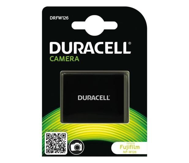 Duracell Zamiennik FujiFilm NP-W126 - 421236 - zdjęcie 2