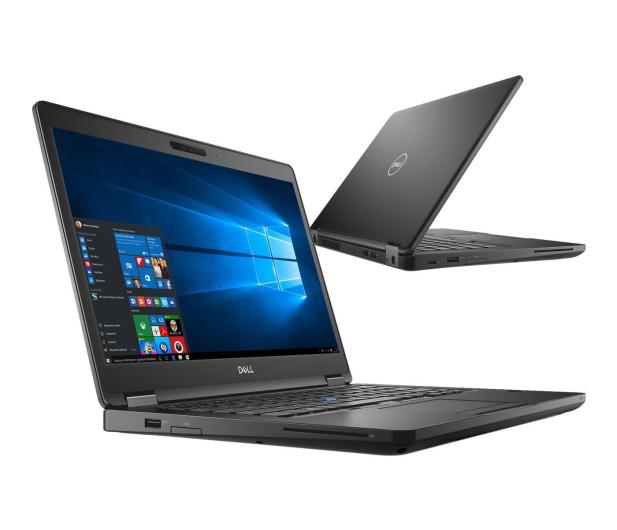 Dell Latitude 5490 i5-8250U/8GB/256/10Pro FHD FPR - 407910 - zdjęcie