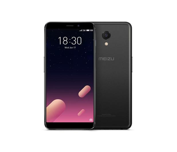 Meizu M6S 3/32GB Dual SIM LTE czarny - 424372 - zdjęcie