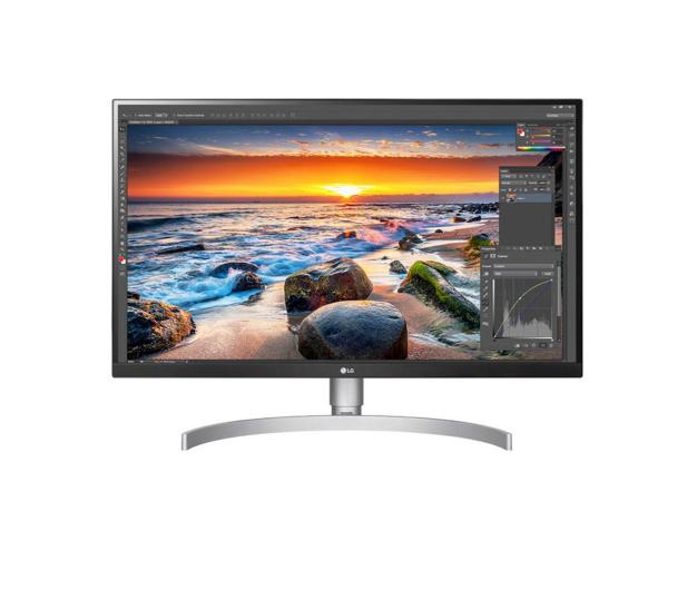 LG 27UK850-W 4K HDR - 422890 - zdjęcie