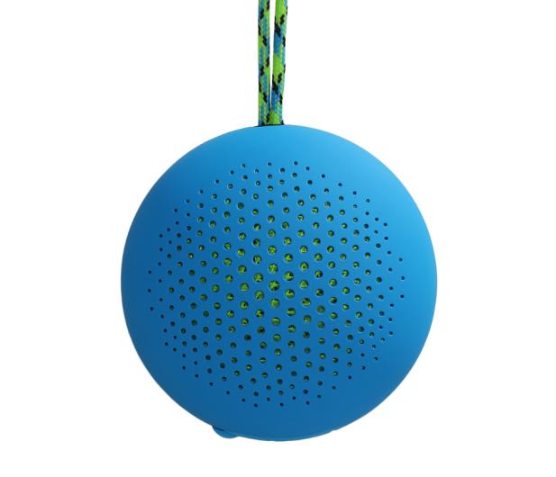 Boompods Rokpod bluetooth outdoor niebieski - 424492 - zdjęcie