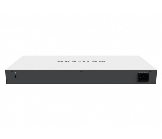 Netgear 28p GC728X Smart Cloud (24x1000Mbit 2xSFP 2xSFP+) - 409507 - zdjęcie 4