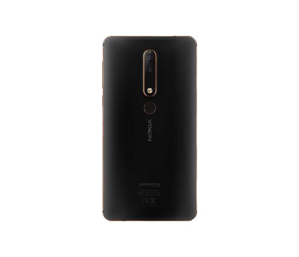 Nokia 6.1 Dual SIM czarny - 424510 - zdjęcie 3