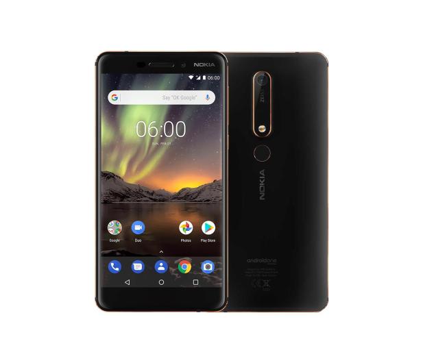 Nokia 6.1 Dual SIM czarny - 424510 - zdjęcie