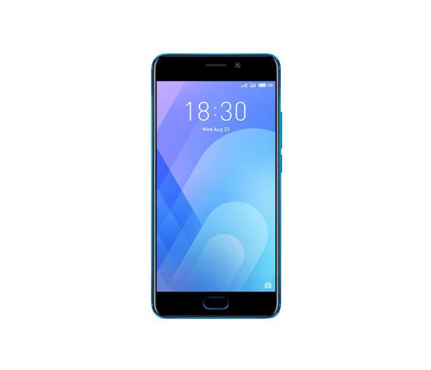 Meizu M6 Note 3/16GB Dual SIM 4000mAh niebieski - 424387 - zdjęcie 2