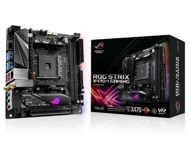 ASUS ROG STRIX X470-I GAMING - 425157 - zdjęcie