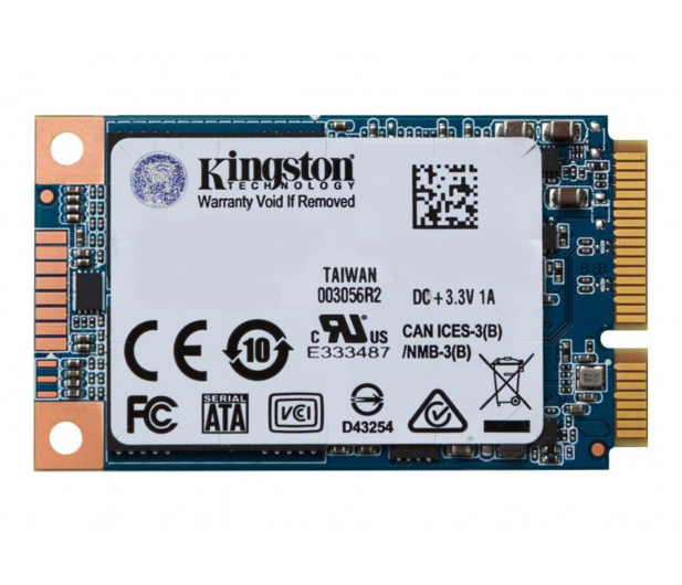 Kingston 480GB mSATA SSD UV500  - 424853 - zdjęcie
