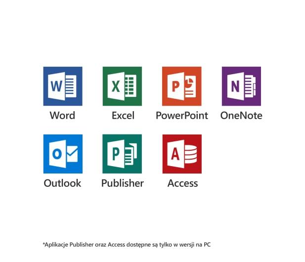 Microsoft Office 365 Personal | zakup z komputerem - 314013 - zdjęcie 2