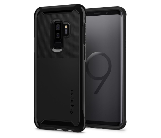 Spigen Neo Hybrid Urban do Galaxy S9+ Midnight Black  - 424812 - zdjęcie