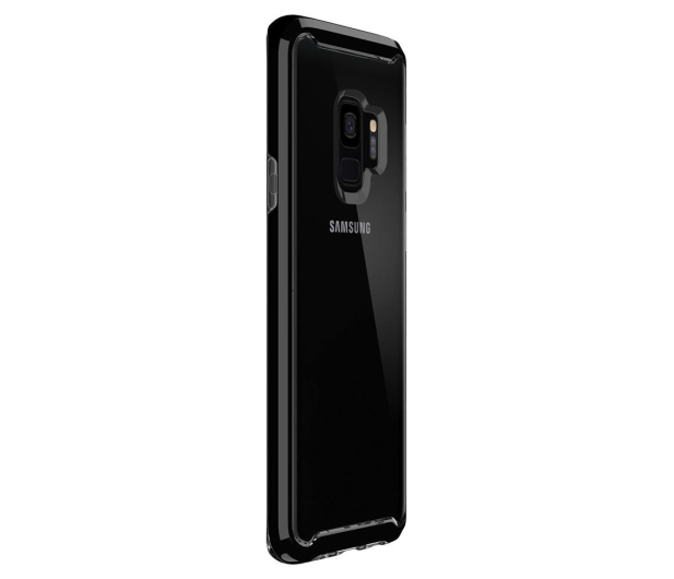 Spigen Neo Hybrid Crystal do Galaxy S9 Midnight Black  - 424923 - zdjęcie 6