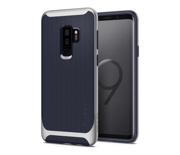 Spigen Neo Hybrid do Galaxy S9+ Arctic Silver  - 424771 - zdjęcie