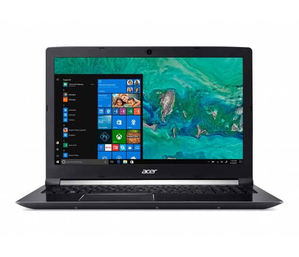 Acer Aspire 7 i5-8300H/8G/120+1000/Win10 GTX1050 FHD  - 425295 - zdjęcie 2