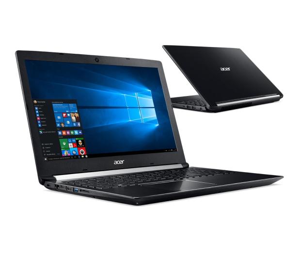 Acer Aspire 7 i7-8750H/16G/240+1000/Win10 GTX1050Ti FHD - 434864 - zdjęcie