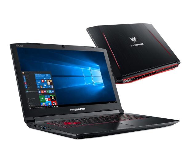Acer Helios 300 i7-8750H/16GB/480+1000/Win10 GTX1060  - 436491 - zdjęcie