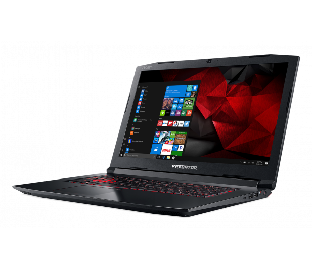 Acer Helios 300 i7-8750H/16GB/480+1000/Win10 GTX1060  - 436491 - zdjęcie 2