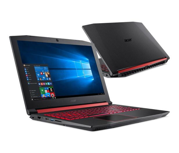 Acer Nitro 5 i7-8750H/16GB/240+1000/Win10 GTX1050Ti FHD - 434880 - zdjęcie