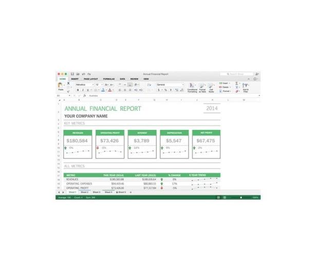 Microsoft Office 2016 dla Użytk. Domowych i Małych Firm  - 260266 - zdjęcie 3