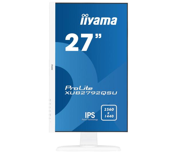 iiyama XUB2792QSU biały - 425457 - zdjęcie 3