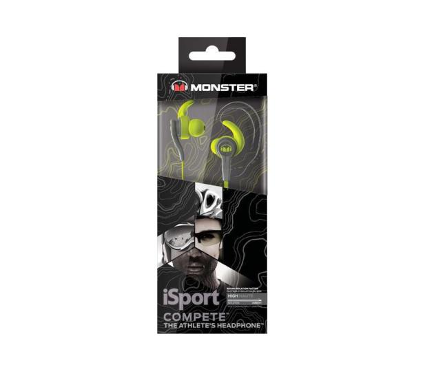 Monster iSport Compete CTU zielony - 424895 - zdjęcie 5