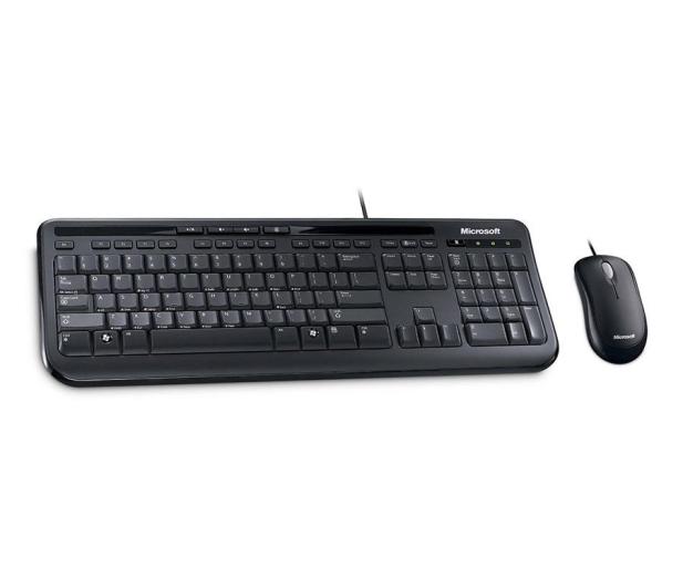 Microsoft Wired Desktop 600 - 40682 - zdjęcie 1