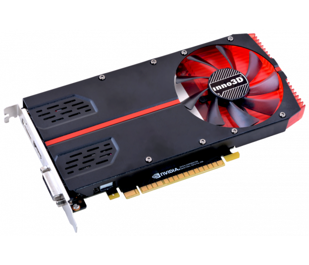 Inno3D GeForce GTX 1050 1-SLOT EDITION 2GB GDDR5 - 425804 - zdjęcie