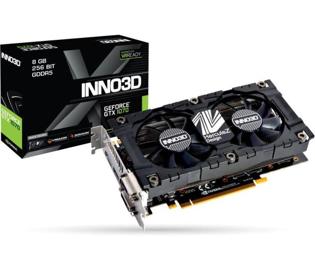 Inno3D GeForce GTX 1070 Ti X2 V2 8GB GDDR5 - 425806 - zdjęcie