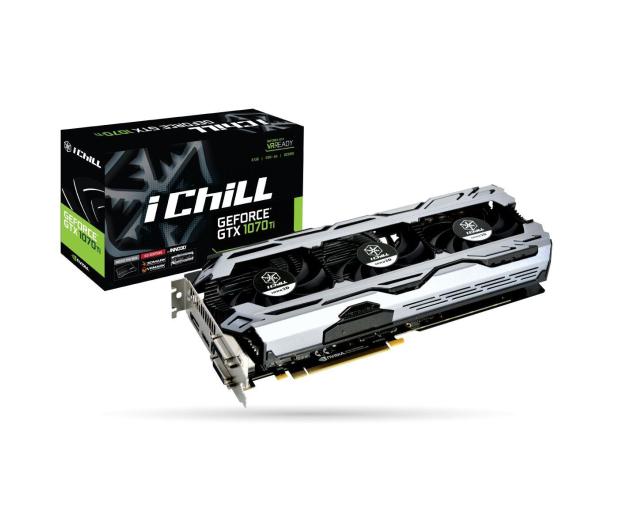 Inno3D GeForce GTX 1070 Ti iChill X3 V2 8GB GDDR5 - 425805 - zdjęcie