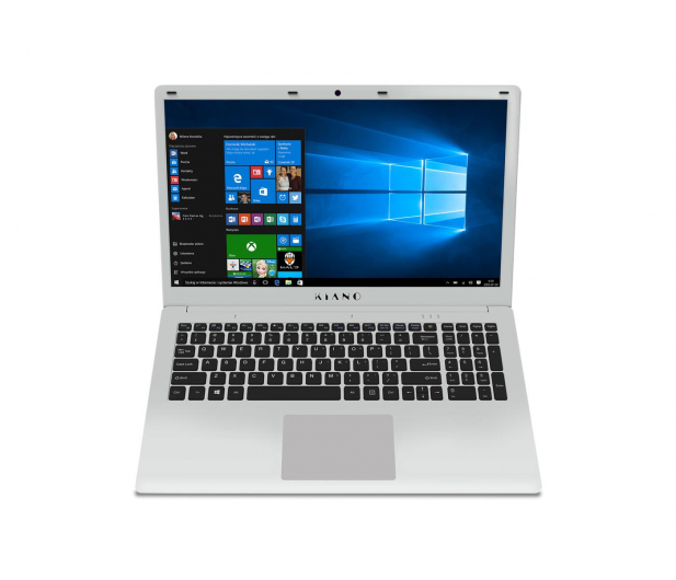 Kiano SlimNote 15.6 N3350/4GB/500+32/Win10 FHD - 394613 - zdjęcie