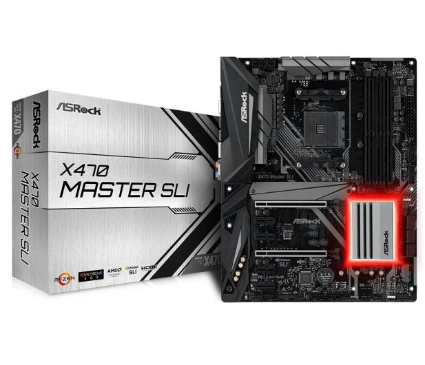 ASRock X470 Master SLI - 426287 - zdjęcie