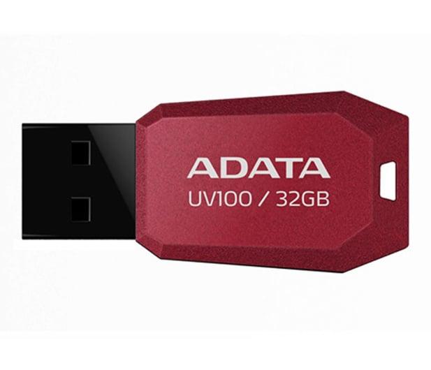 ADATA 32GB DashDrive Value UV100 czerwony - 240315 - zdjęcie