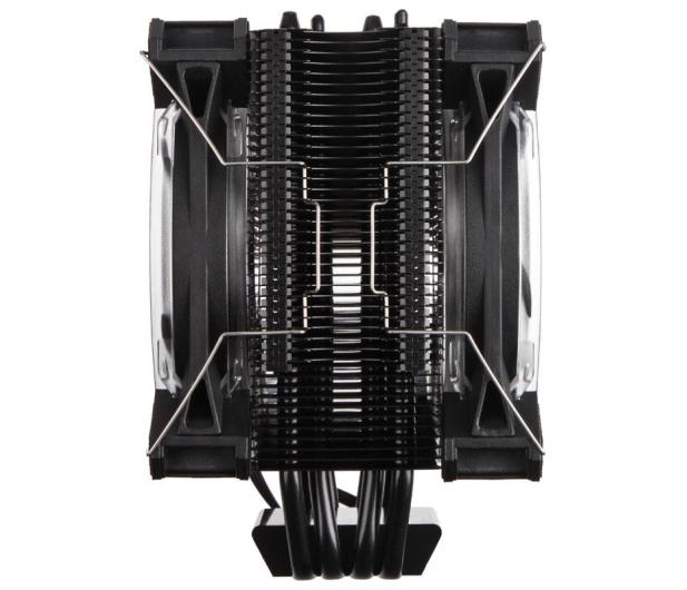 Raijintek Leto Pro LED RGB 120mm - 424063 - zdjęcie 3