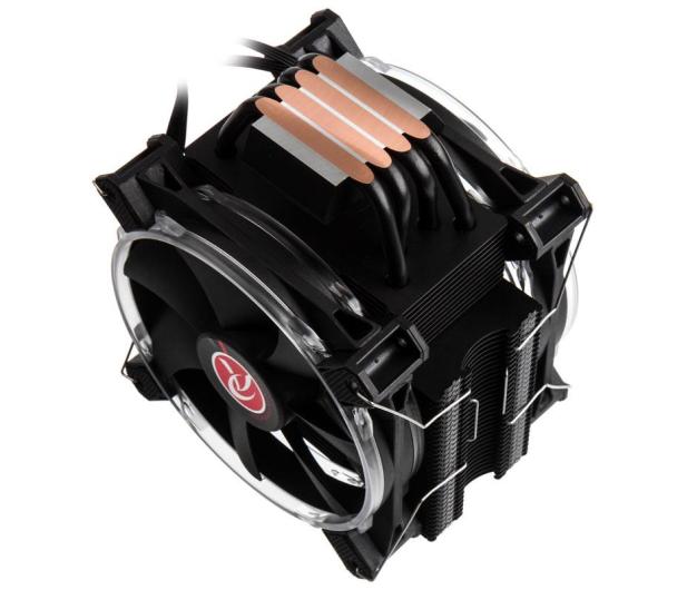 Raijintek Leto Pro LED RGB 120mm - 424063 - zdjęcie 5