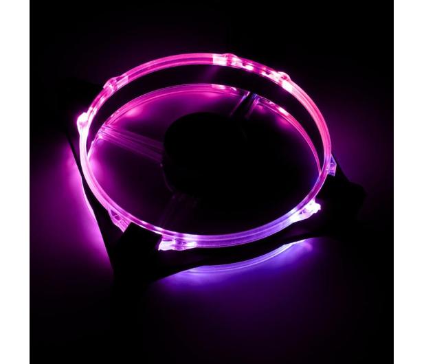 Raijintek Macula 12 Rainbow LED RGB 120mm (3set)  - 424066 - zdjęcie 4