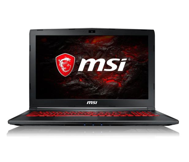 MSI GL62MVR i7-7700HQ/16GB/1TB+240 GTX1060 IPS  - 436142 - zdjęcie 3