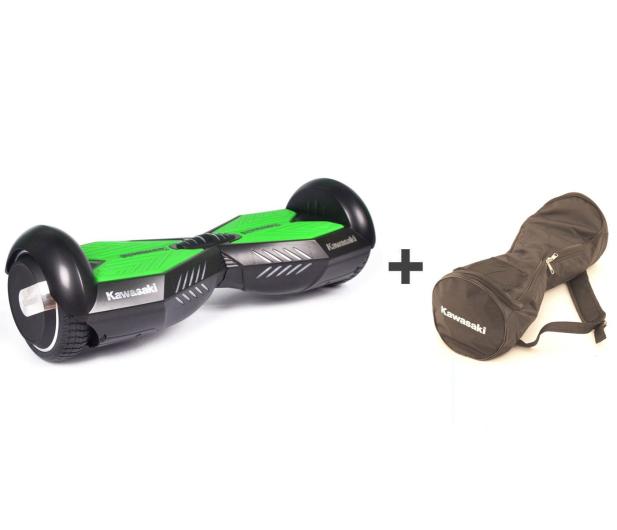 """Kawasaki Balance Scooter KX-PRO 6.5"""" + torba - 427008 - zdjęcie 1"""