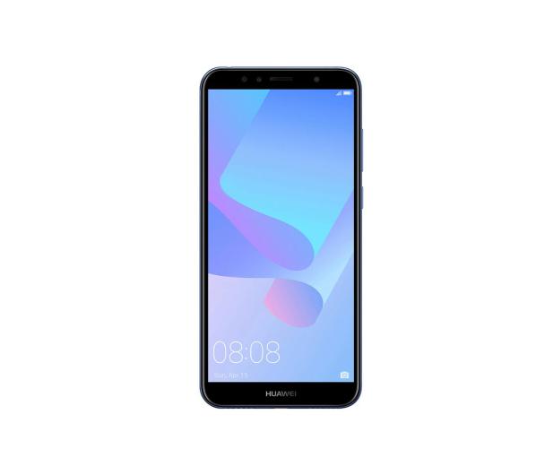 Huawei Y6 Prime 2018 Niebieski - 422045 - zdjęcie 2