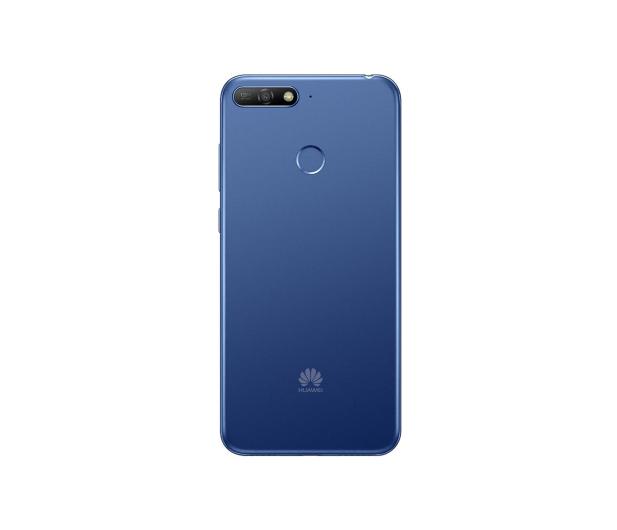 Huawei Y6 Prime 2018 Niebieski - 422045 - zdjęcie 3