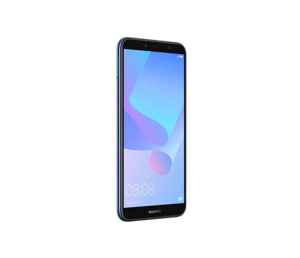 Huawei Y6 Prime 2018 Niebieski - 422045 - zdjęcie 5