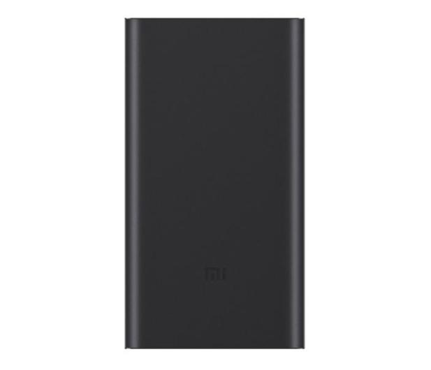 Xiaomi Power Bank 2 10000 mAh 2.4A (czarny) - 426201 - zdjęcie