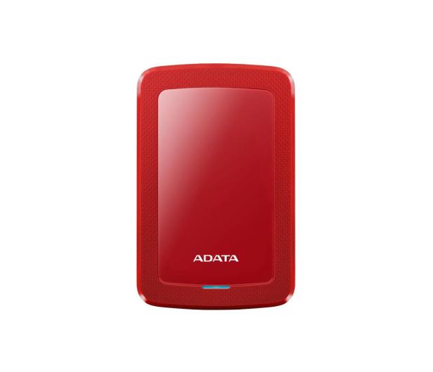 ADATA HV300 2TB USB 3.1 Czerwony - 427331 - zdjęcie